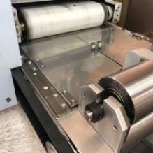 ローラープレス機用 冷却装置